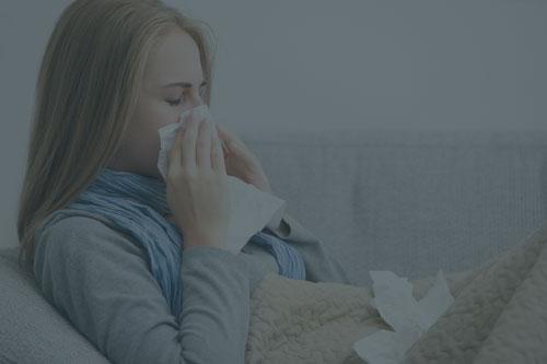 zorgverleners griep